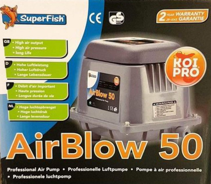 Superfish Koi Air Blow 50