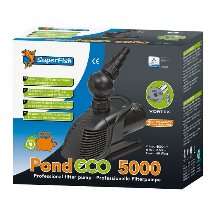 Superfish Pond Eco 5500
