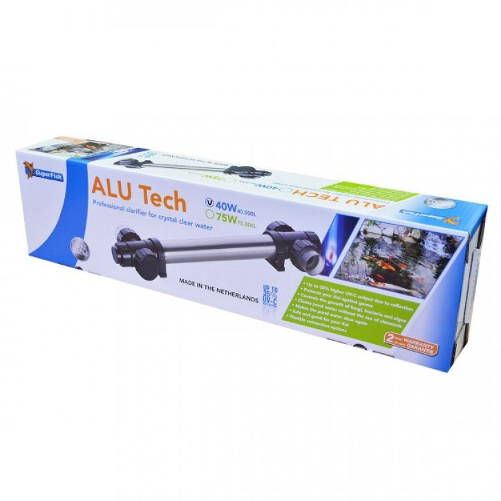 SuperFish Alutech UVC T5 75W / 75.000l